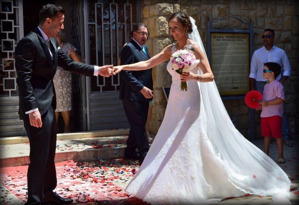 telas de boda